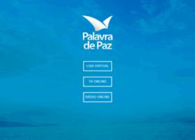 lojapalavradepaz.com.br
