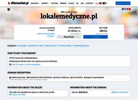 lokalemedyczne.pl