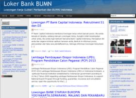 lokerbankbumn.com