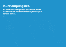 lokerlampung.net