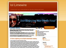 lol-limewire.blogspot.com