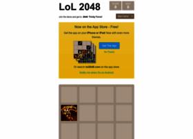lol2048.com