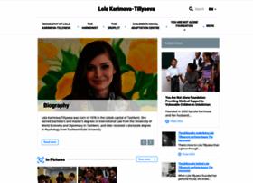 lolakarimova.com