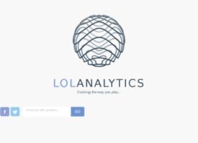 lolanalytics.com