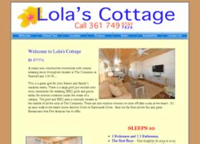 lolascottage.stayinporta.com