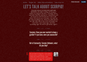 lolscorpio.tumblr.com
