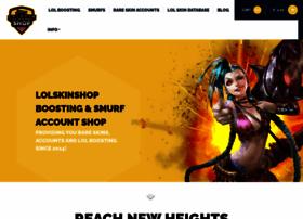 lolskinshop.com