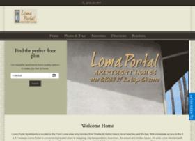 lomaportal.prospectportal.com
