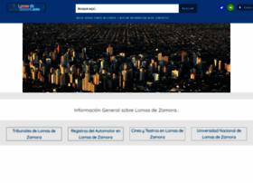 lomasdezamora.com
