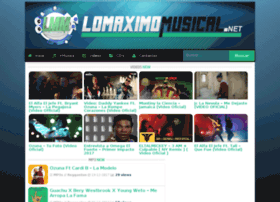 lomaximomusical.net