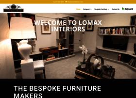 lomaxinteriors.com