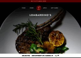 lombardinos.com