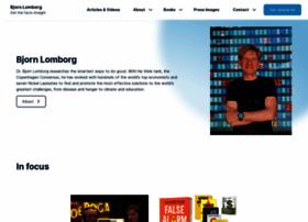 lomborg.com