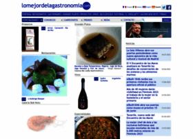 lomejordelagastronomia.com