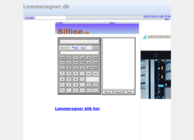 lommeregner.dk