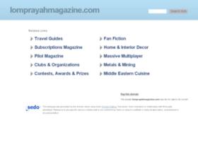 lomprayahmagazine.com