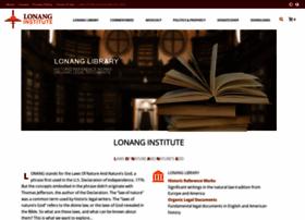 lonang.com