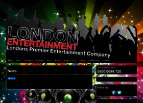 london-entertainment.net