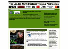 london-nerc-dtp.org