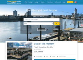 london.boatshed.com