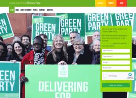 london.greenparty.org.uk