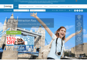 london.iventurecard.com