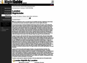 london.nightguide.com