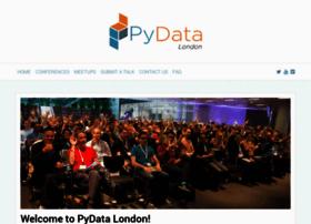 london.pydata.org