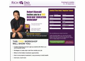 london.richdad-workshops.com