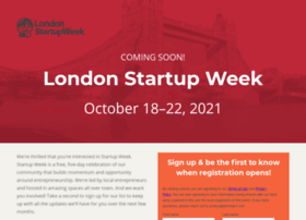 london.startupweek.co