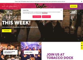 london.tastefestivals.com