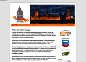 london40.devex.com