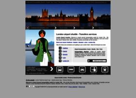 londonairportshuttle.com