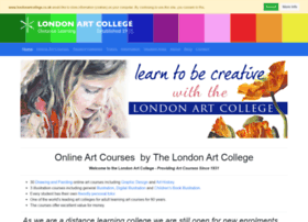 londonartcollege.co.uk