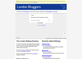 londonbloggers.iamcal.com