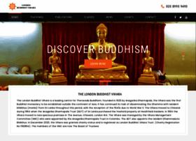 londonbuddhistvihara.org