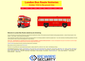 londonbuses.co.uk