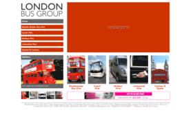 londonbusgroup.com