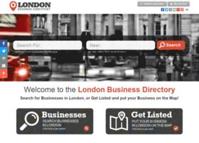 londonbusinessdirectory.co.uk