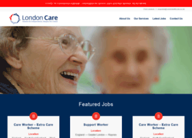 londoncare.co.uk