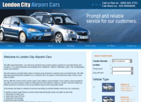 londoncityairportscars.co.uk