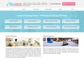 londoncleaninghouse.co.uk