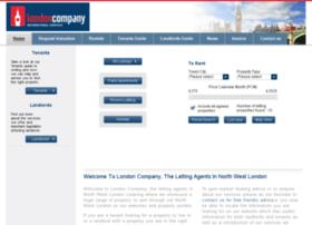 londoncompany-accommodation.co.uk