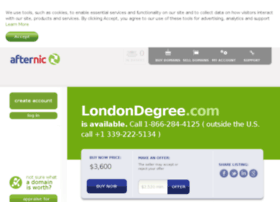 londondegree.com