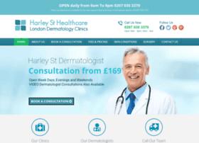 londondermatologyclinics.com