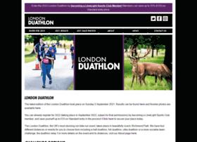 londonduathlon.com