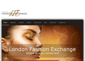 londonfashionexchange.co.uk