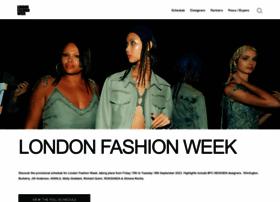 Londonfashionweek.co.uk