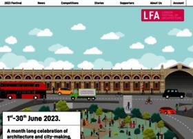 londonfestivalofarchitecture.org