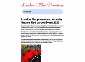 londonfilmpremieres.com